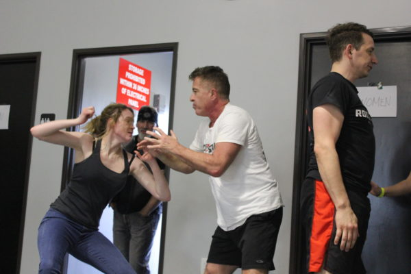 Self Defense Chiropractor Sports Injury Frisco